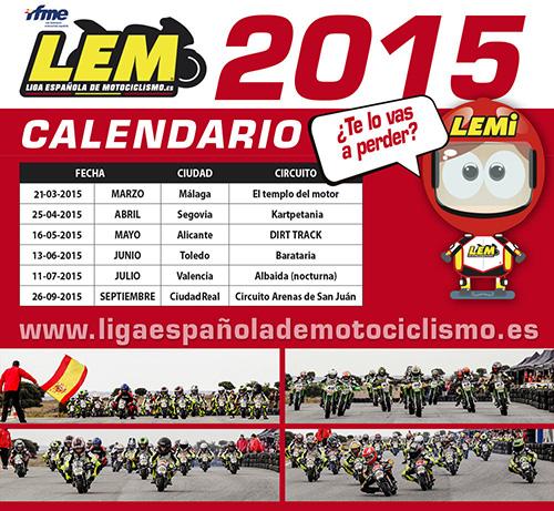 Cambio de fecha para la primera prueba en Málaga