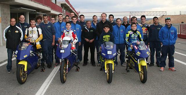 El ETG Racing, Escuela de Mecánicos de Competición vinculado a la LEM