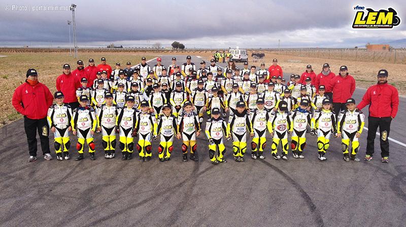 La Liga Española de Motociclismo reúne en Ciudad Real más de 70 pilotos
