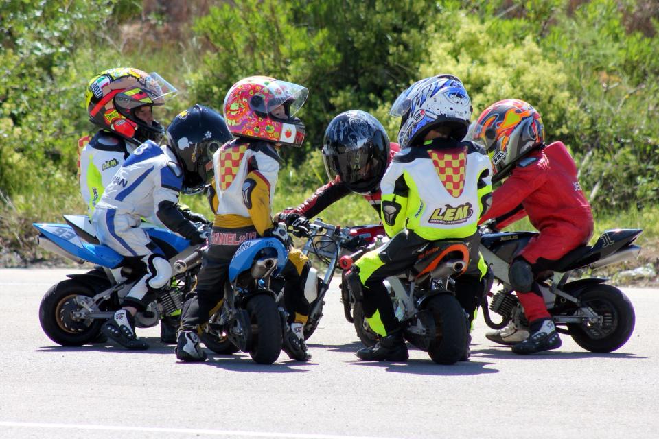 La Escuela de Pilotos de Constantí hace sus primeros kilómetros