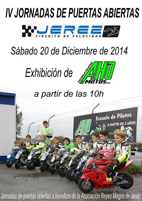 La escuela LEM Jeréz en la IV Jornada de puertas abiertas del Circuito de Jerez