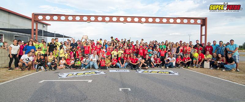 Cierre final a la temporada 2015 de la Liga Española de Motociclismo.